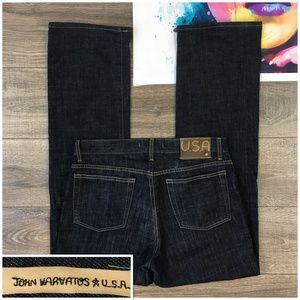 John Varvatos Mens Jeans Authentic Fit 32x32